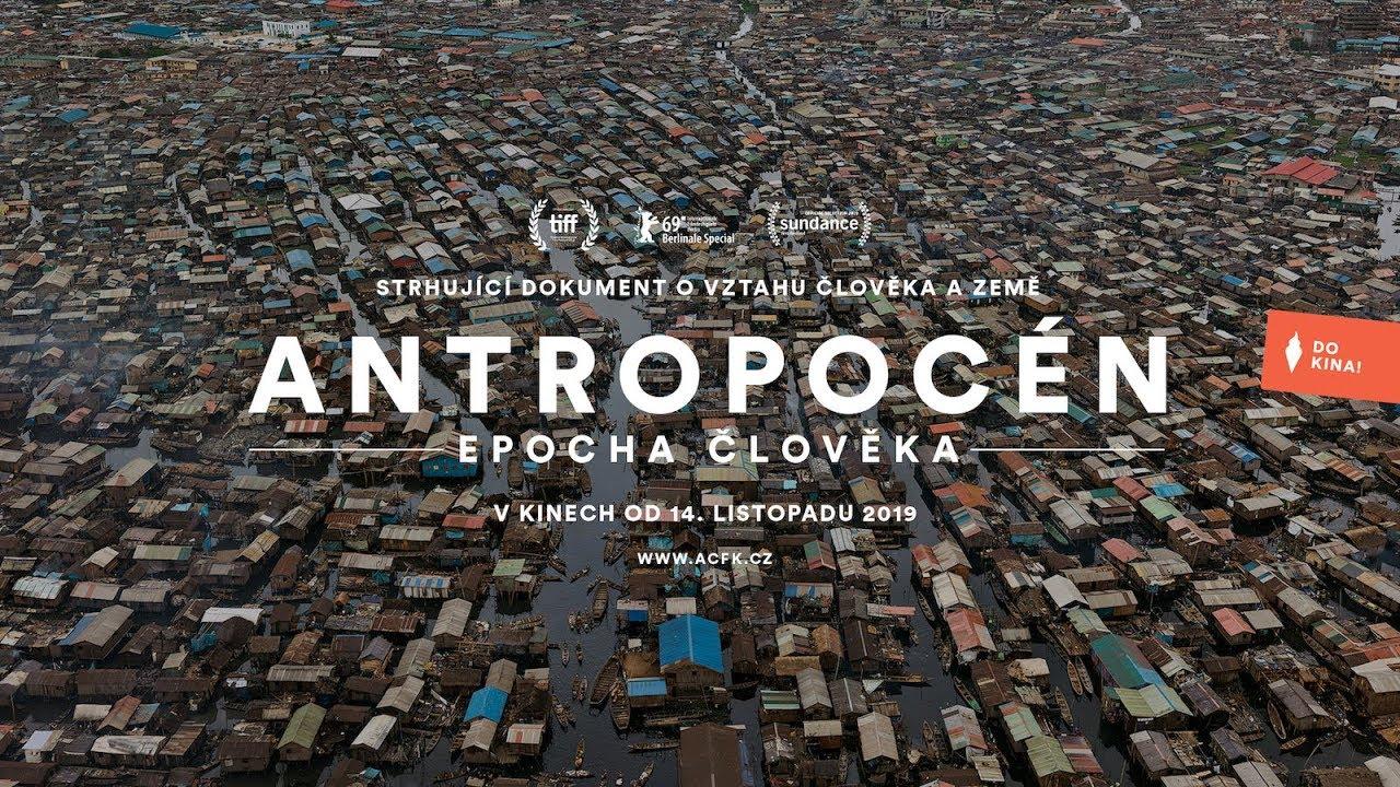 Filmový klub-  Antropocén: Epocha člověka @ kino Soběslav