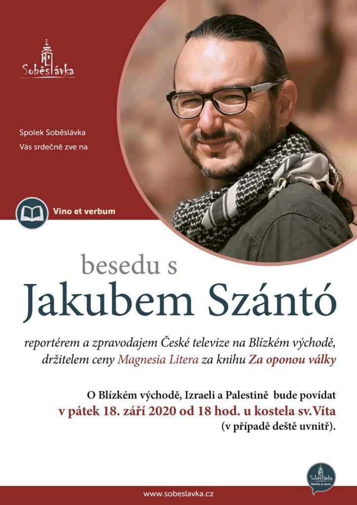 Jakub Szántó - beseda